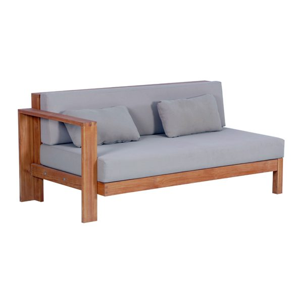 2 Seater bench (K/D) SF01-1000-3