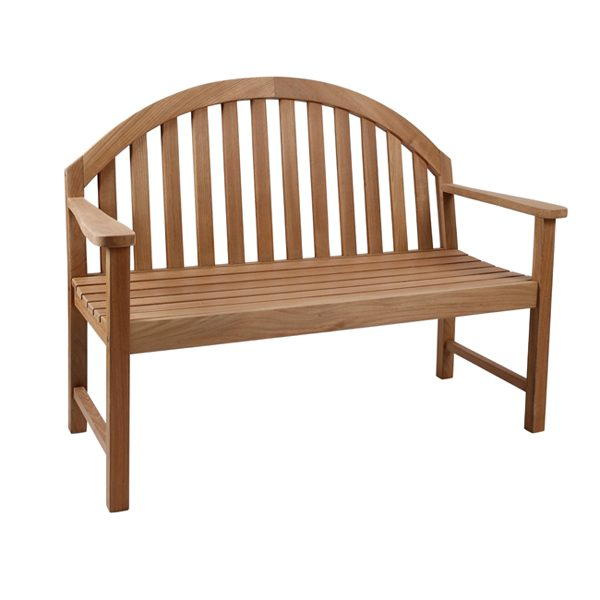 2 Seater Curved Bench CB12-2B1000