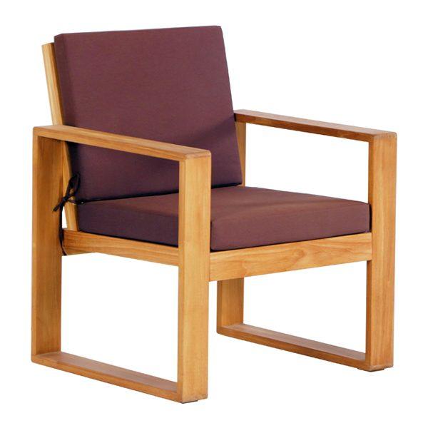 Armchair (K/D) SF02-1000-2