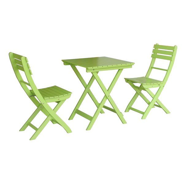 Balcony set (2 chair + 1 table) BC04-2000