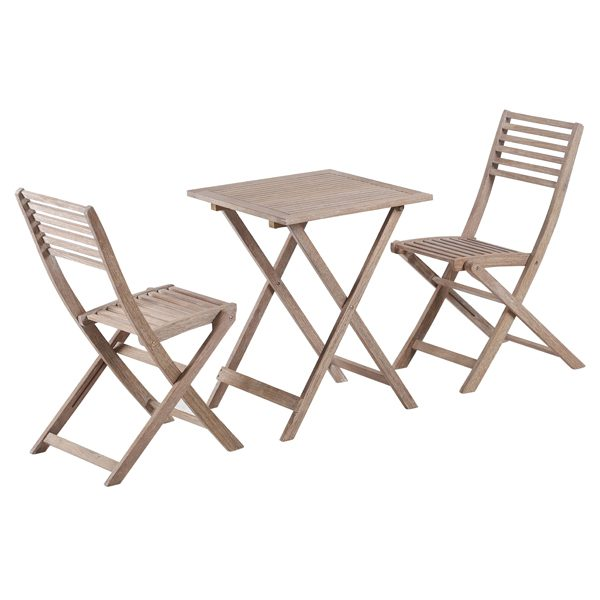 Balcony set 2 (2 chairs + 1 table) BC03-2000