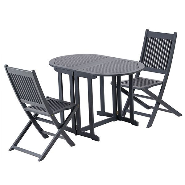 Balcony set 5 (2chairs+1 table) BC06-2000