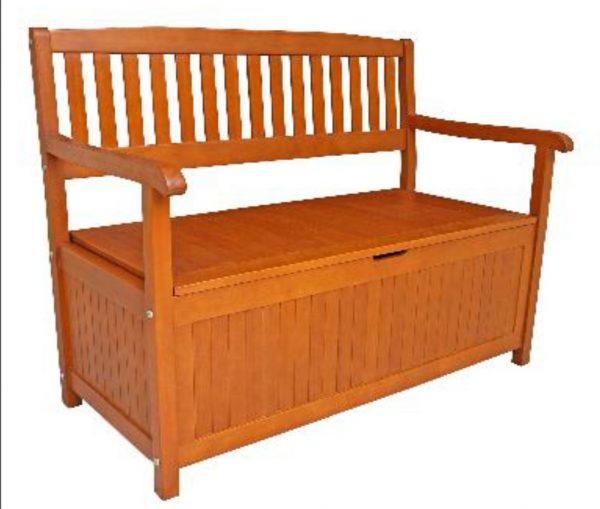 Bench with storage GD27-2B2000
