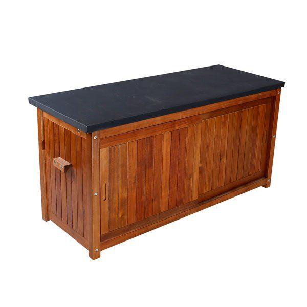 Cushion box with slide doors GD33-CU2300