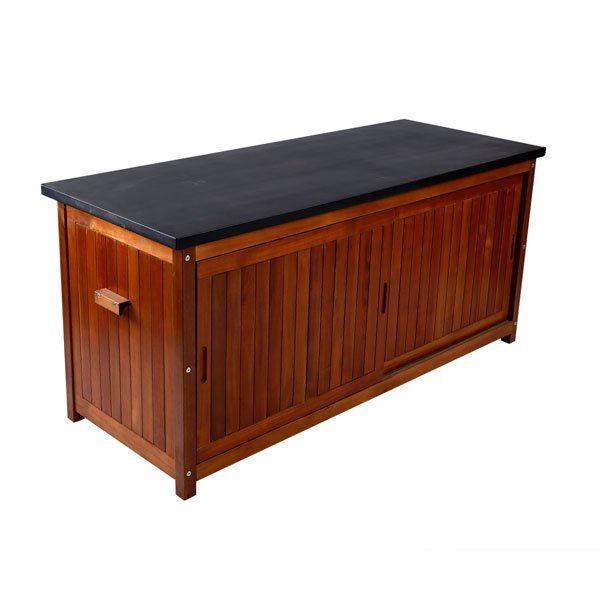Cushion box XL with slide doors GD34-CU2300