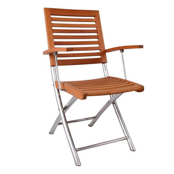 Folding armchair GL02-CF1100