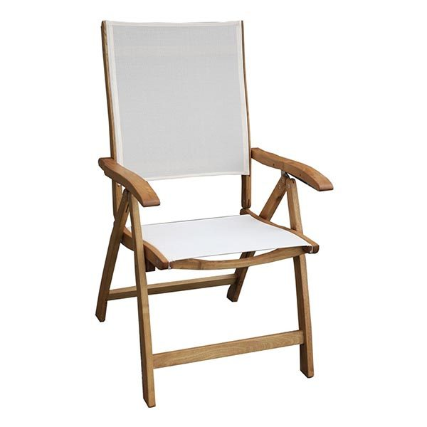Folding armchair WV31-CP2003