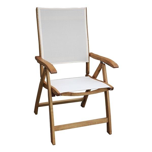 Folding armchair WV31-CP2003