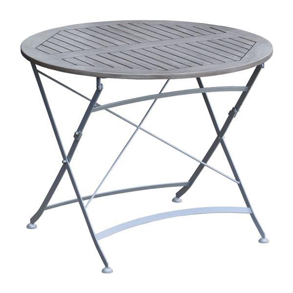 Folding round table (K/D) NI14-TF2300