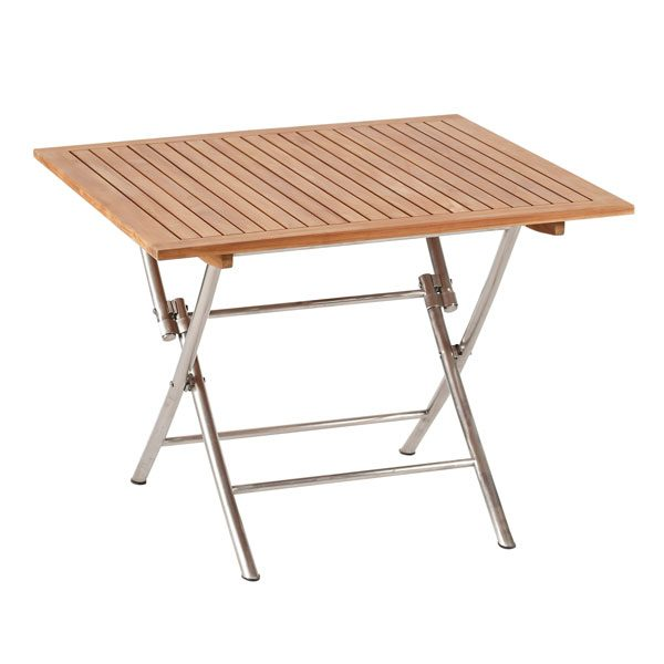 Square table 100cm GL18-TF1100
