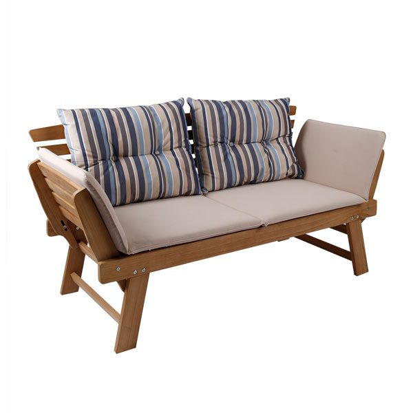 Timber day bed LV12-3B1000