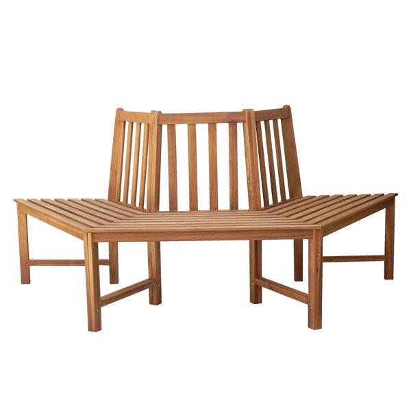 Tree bench 3 seater LV09-3B2000