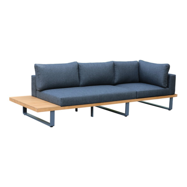 3 Seater bench (K/D) SF18-1203-3