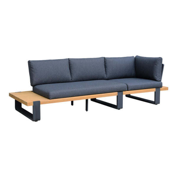 3 Seater bench (K/D) SF19-1203-3
